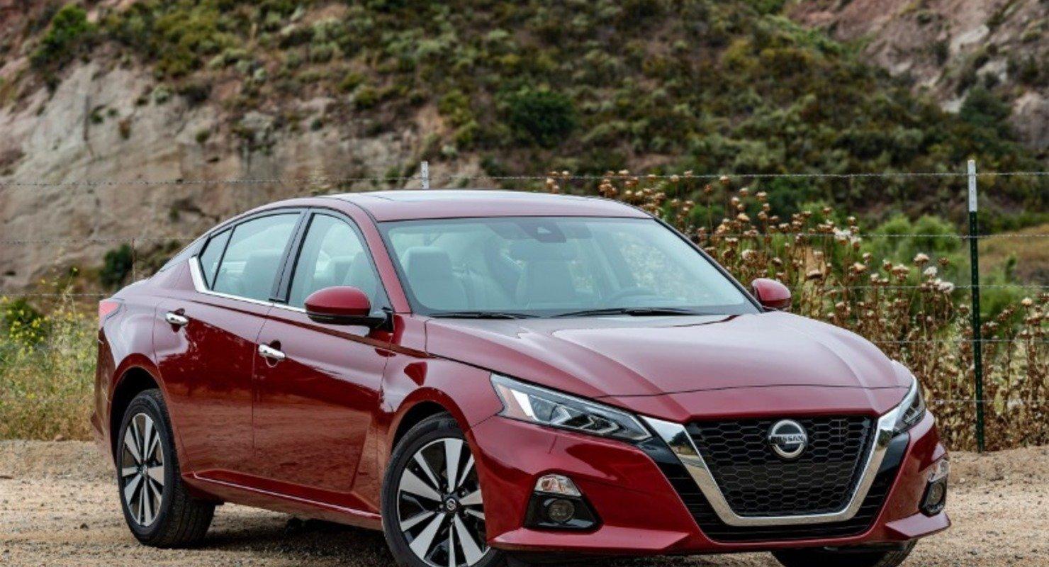 Седан Nissan Altima: какой могла бы стать наша Teana Автомобили