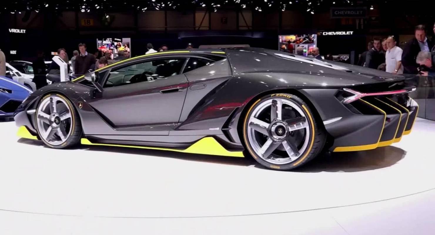 Цена компании Lamborghini выросла до 11,5 млрд долларов Автомобили