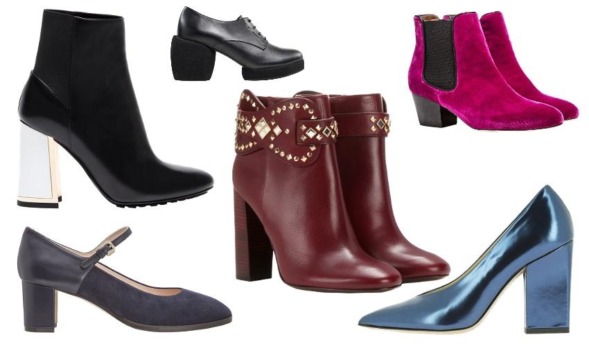 На показах демонстрируются простые ботинки в армейском стиле, женственные  туфли, провокационные ботфорты, изысканные ботильоны и классические челси. 5e72b8051f3