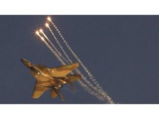 ВВС Израиля осуществили перв…