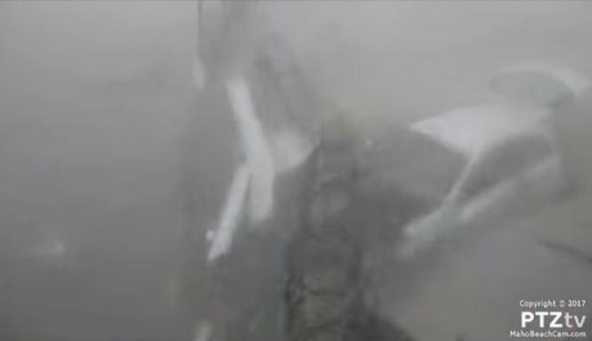 Видео, доказывающее, что ураган Ирма — один из самых разрушительных ураганов в истории