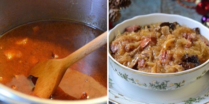 Очень вкусный суп «Капустница»