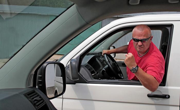 Привычки водителей, которые …