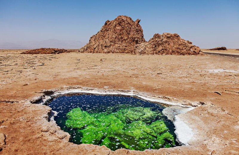 Фото: Вутрих Дидьер (Wuthrich Didier: Shutterstock) безжизненное место, вулканы, интересное, фотографии