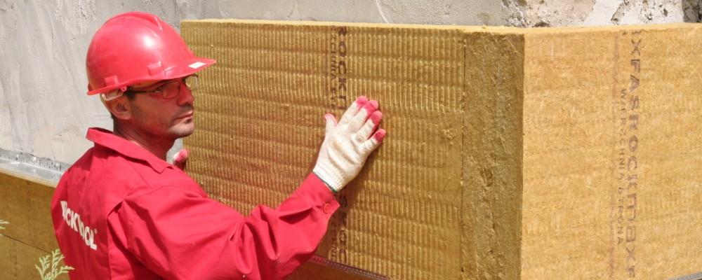 Утепление фасадов «мокрым» способом - достоинства и недостатки
