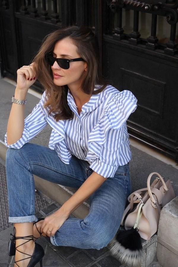 Модные блузки 2019-2020: топ-10 трендовых моделей блузок, тенденции и новинки