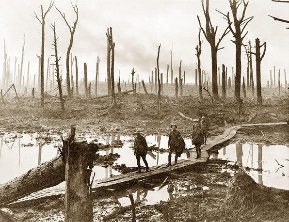 «Загадка Кельтского леса»: куда исчезли бойцы «Грозного батальона» на Первой Мировой