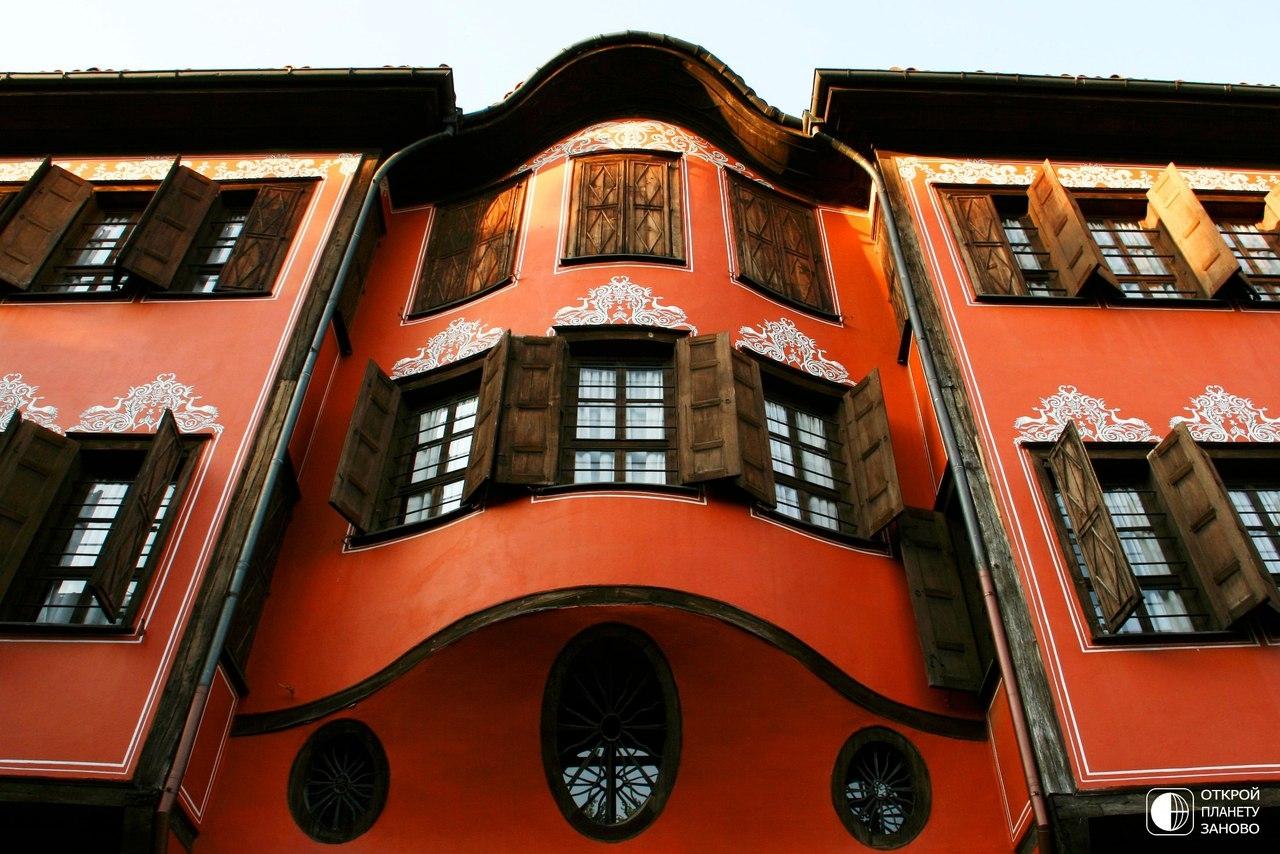 Пловдив - самый старый город в Европе