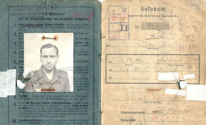 Тайный кодекс Вермахта