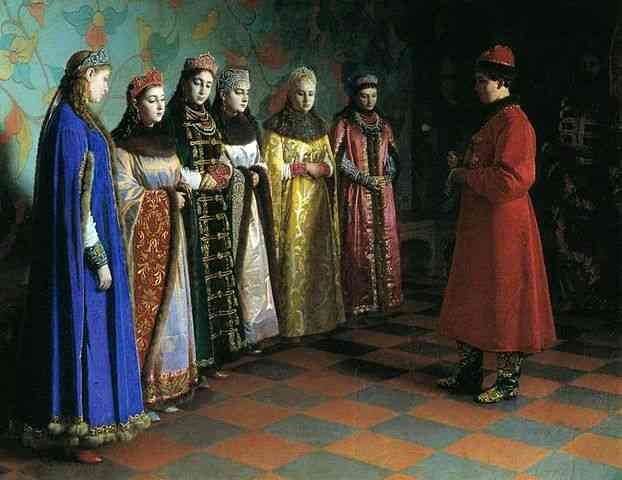 Каких женщин на Руси не брали замуж?