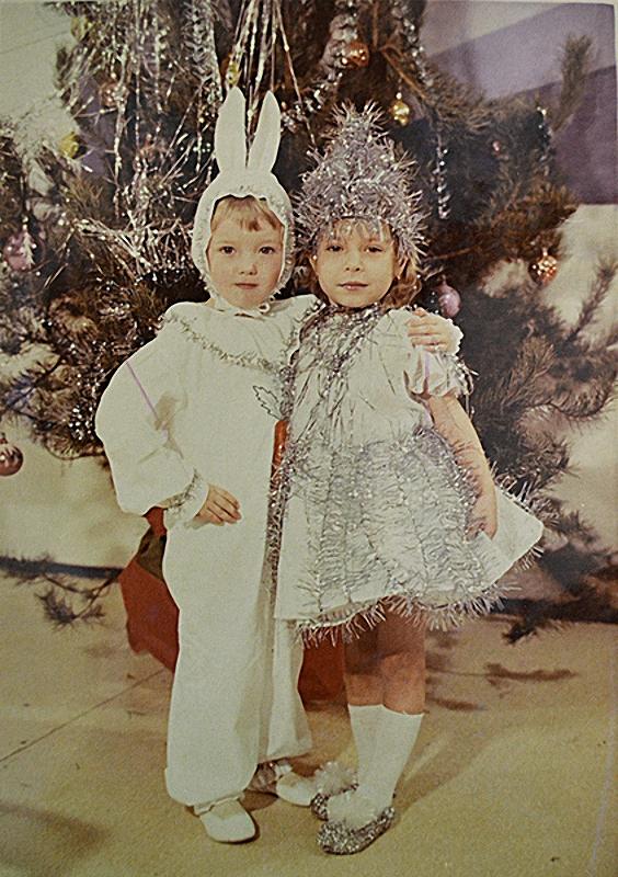 верю, старые фото с новогодних утренников гардеробной йоту должен