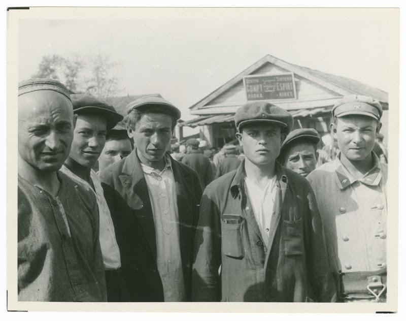 Угар НЭПа в СССР:  подборка фото из архива США сделанных  американским специалистом в 1930 году