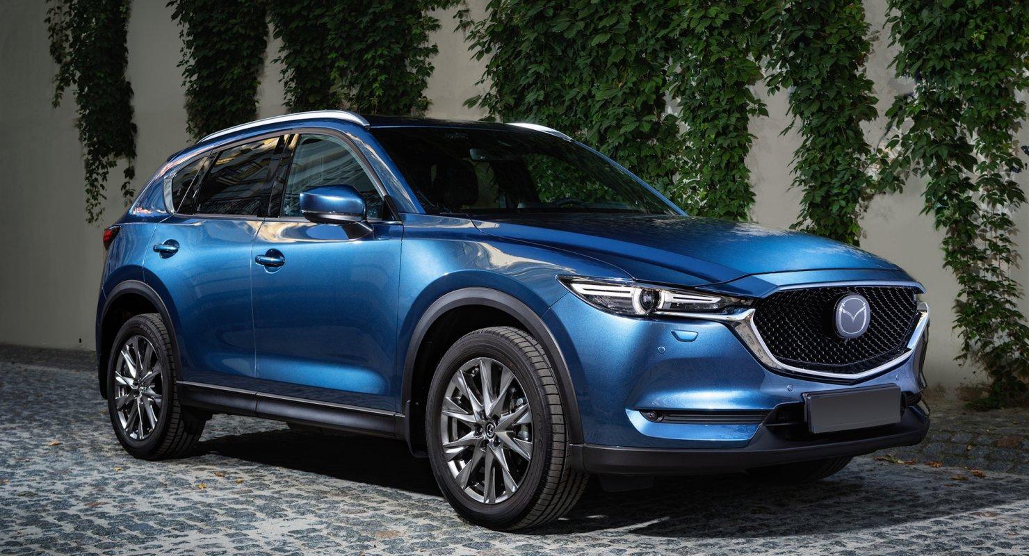 Mazda CX-5 справился с ресурсным тестом Автомобили