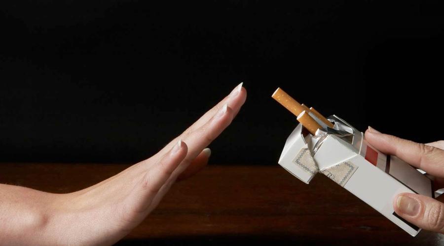 Что происходит с организмом, когда человек перестает курить