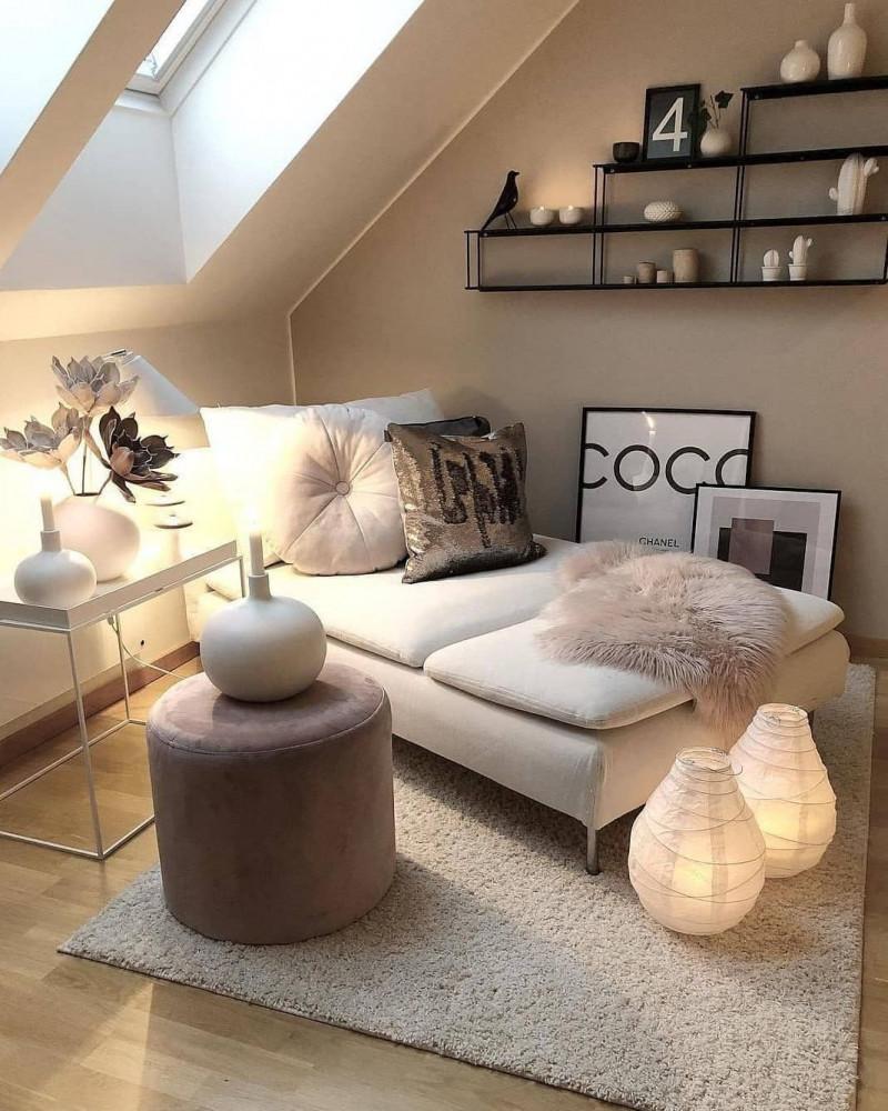 Как обустроить спальню в дачной мансарде: 10 советов идеи для дома,интерьер и дизайн