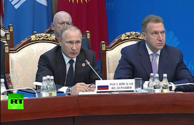 Путин ответил на возражения …