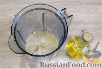Фото приготовления рецепта: Паштет из фасоли, с мёдом и семенами льна - шаг №7