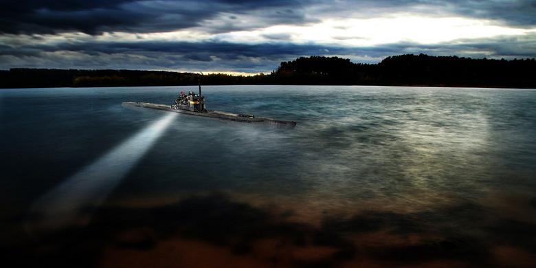 Подводный феномен: Призрачные субмарины с невероятной скоростью и неуловимостью
