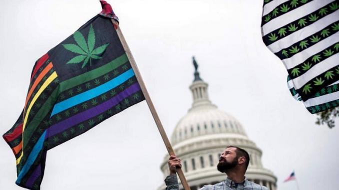 Американский рай для наркома…