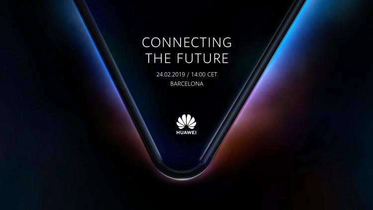 Huawei подтвердила предстоящий анонс на MWC 2019 складного смартфона с поддержкой 5G