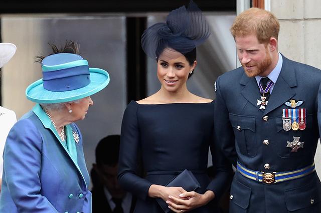 Принц Гарри отказался от использования своей фамилии Монархии