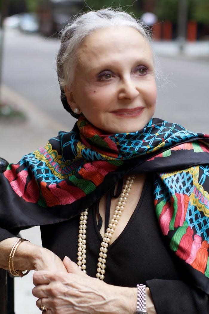 «Возраст ни о чем не говорит!»: стиль для бабушки