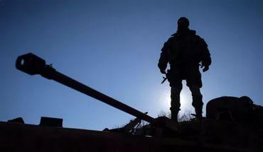 Украинские каратели обстреляли район Первомайска в ЛНР