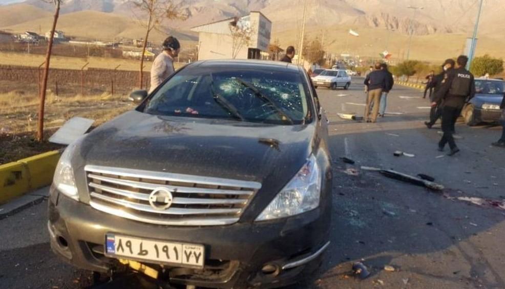 За убийством иранского физика-ядерщика стоят ЦРУ и «Моссад»?