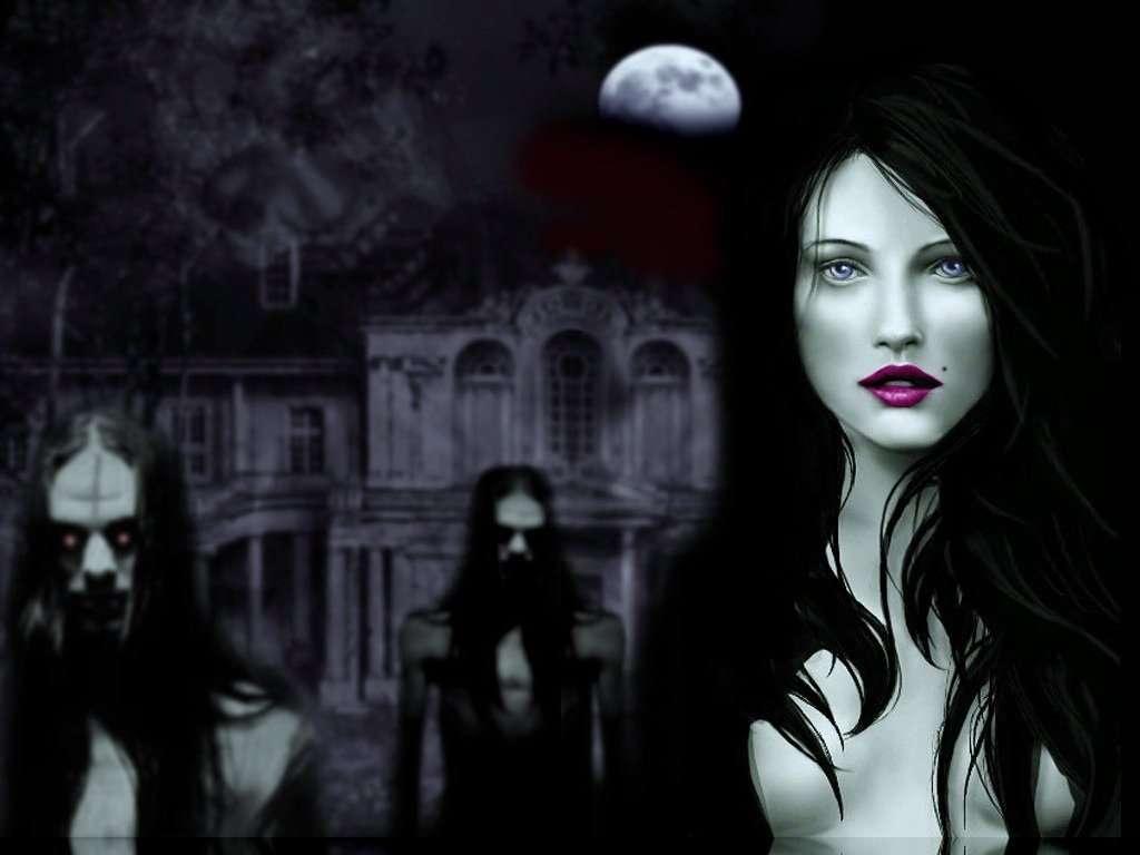 Как стать вампиром (в реальной жизни)