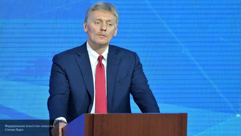 Песков поделился ожиданиями от национальной экономики в этом году
