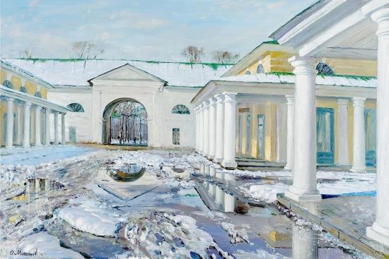 художник Олег Иванович Молчанов картины – 20
