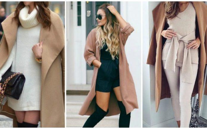 Must-have сезона весна 2017: песочное пальто — 18 крутых уличных луков