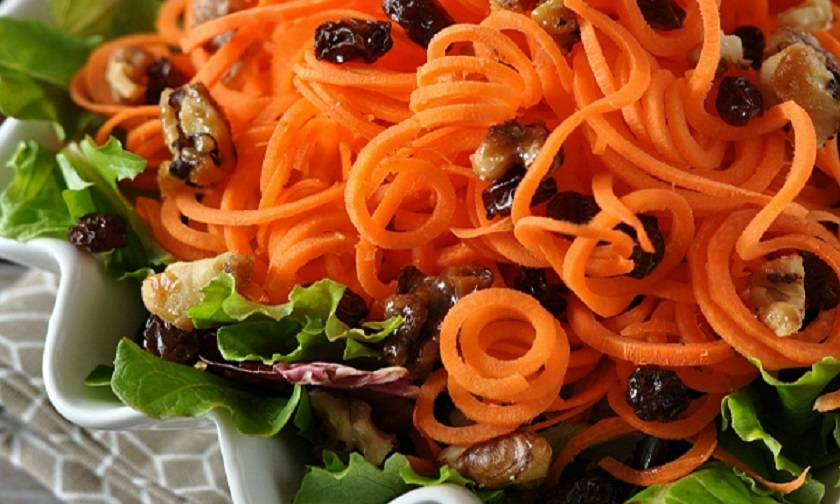 Салат из моркови с дижонским соусом: яркий, оригинальный, восхитительный