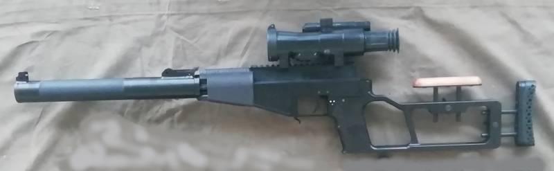 «Винторез-М»: от эргономики до технических характеристик оружие