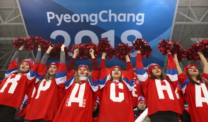 Россияне на Олимпиаде устрои…