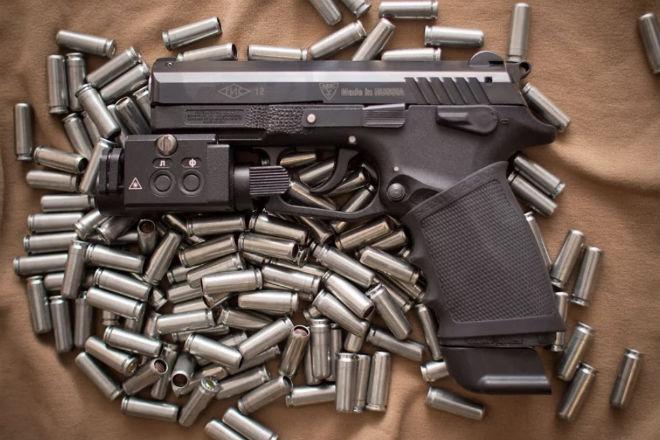 Самый мощный травматический пистолет