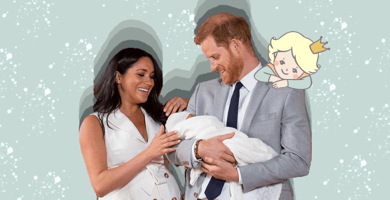 Королевский гороскоп: какая судьба ждет сына Гарри и Меган?