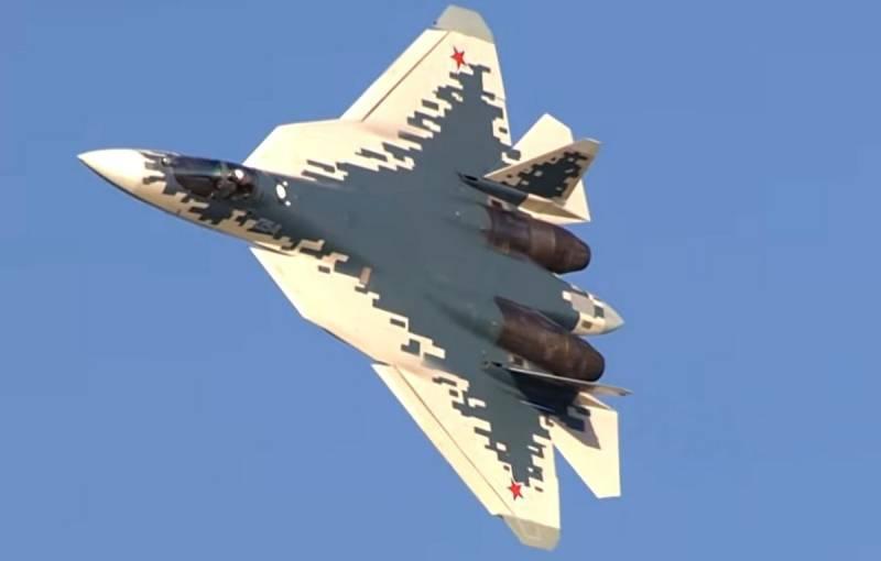 США начинают борьбу с российским Су-57 в мире Техно