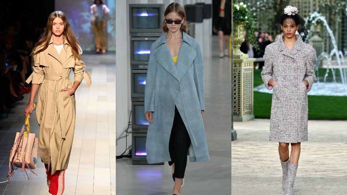 Весне дорогу: самые модные пальто следующего сезона