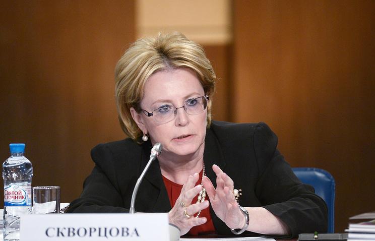 Жить стали дольше,жить стали веселее: Глава Минздрава рассказала о наступающем бессмертии россиян