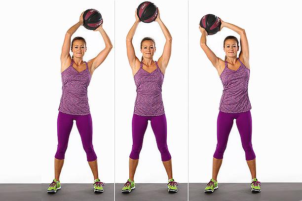 25 отличных упражнений для идеального пресса: проверено!