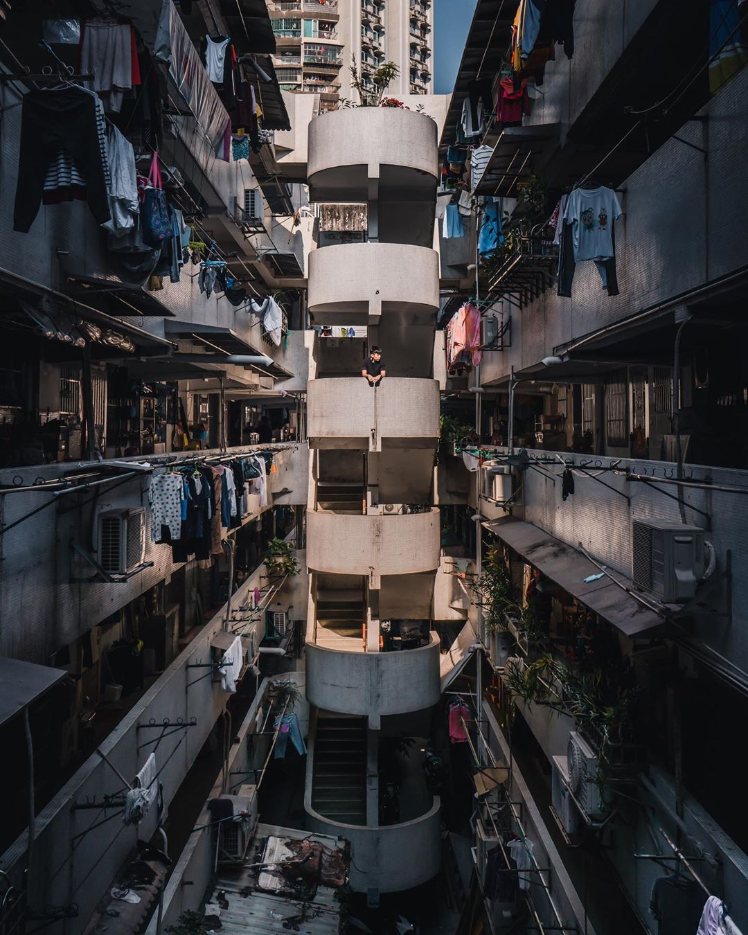Такие разные города на снимках Йирана Динга города,мегаполисы,тревел-фото