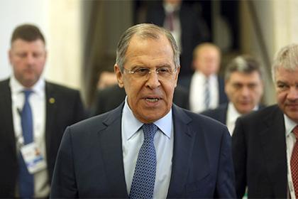 Лавров обвинил американские спецслужбы в прослушке российского посла