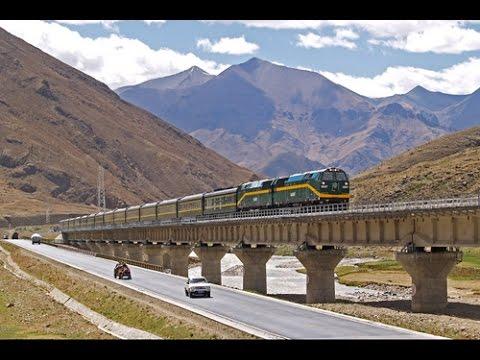 Суперсооружения — Экстремальная железная дорога (National Geographic HD)