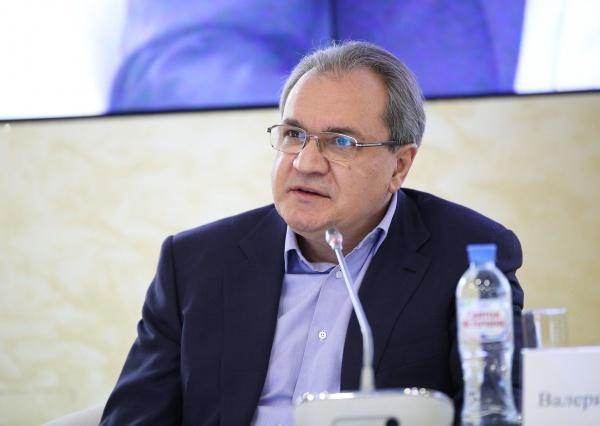 Валерий Фадеев(2019)|Фото: Общественная палата РФ