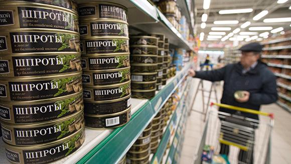 """""""Отечественные производители выпускают продукцию высокого качества"""":65% шпрот не соответствует ГОСТу"""
