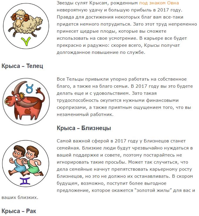 Что именно ждет представителей этого знака зодиака, подскажет гороскоп.
