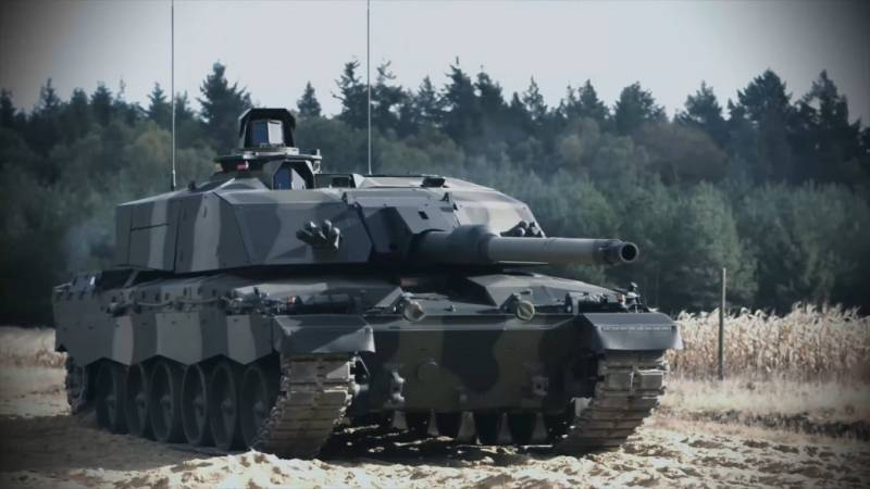 Британский Ajax: странный «зверь» со множеством недостатков оружие,танки