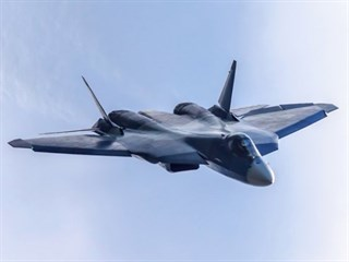 Принуждение к миру: СУ-57 ра…