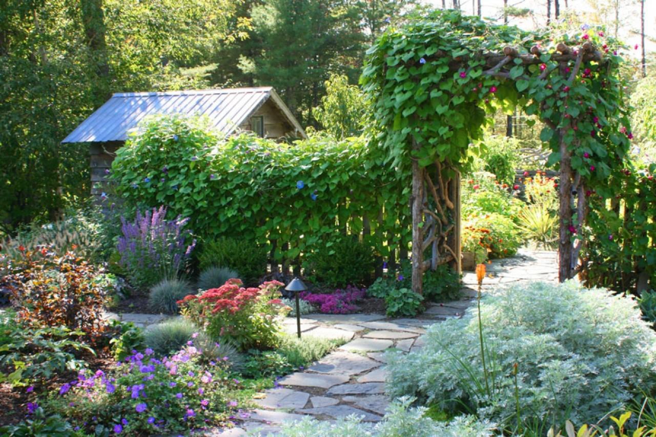 также уютный сад своими руками фото женщинам